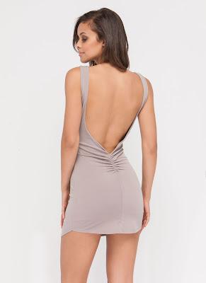 modelos de Vestidos de Noche Sencillos