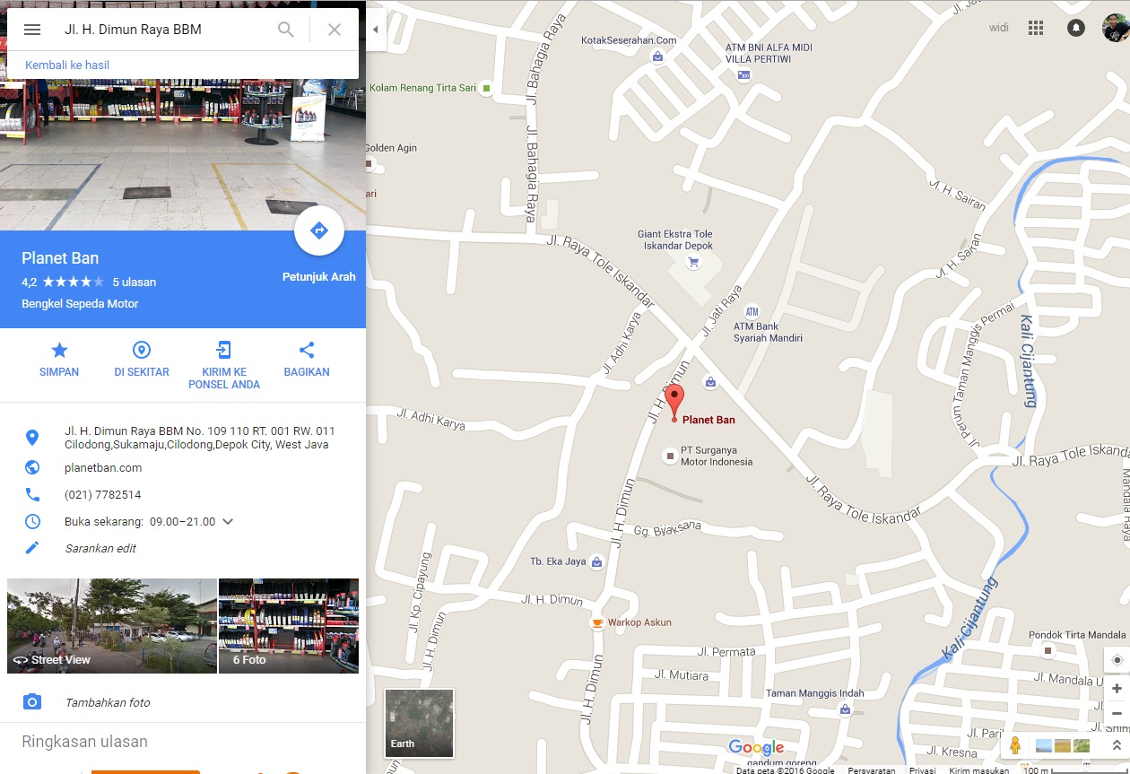 Image Credit By Googlemaps Streeview