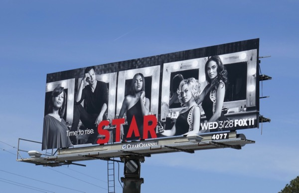 Star midseason 2 billboard