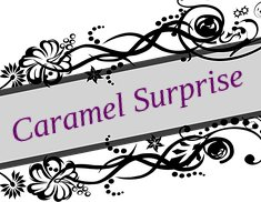 Caramel Surprise title image