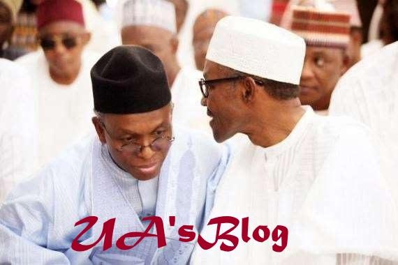 Buhari meeting El-Rufai, Akeredolu in close-doors