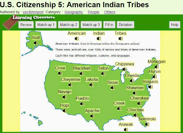 US Citizenship Podcast: U S  Citizenship 5: American Indian Tribes