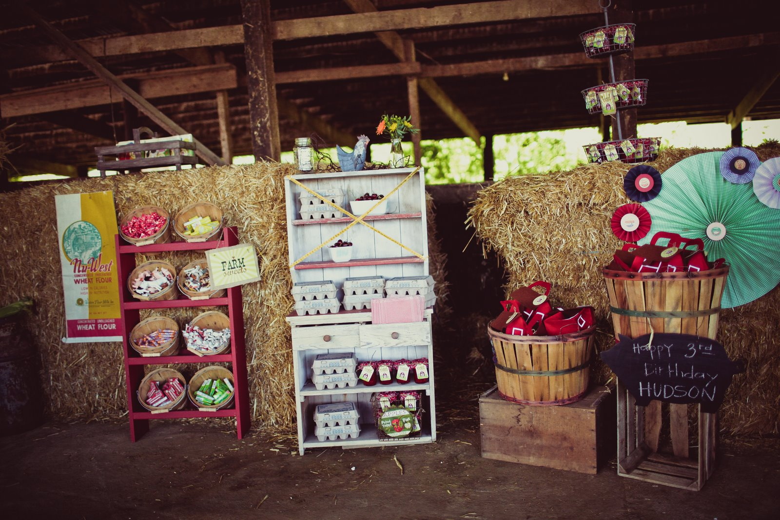 Jenny Keller Design Vintage Barn Party