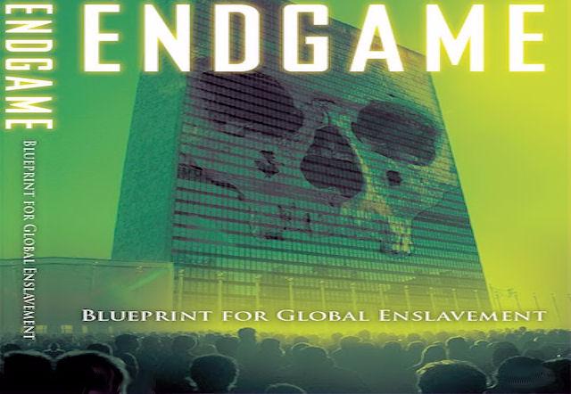 Endgame Blueprint For Global Enslavement