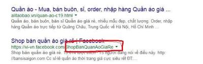 chọn tên fanpage để SEO fanpage facebook hiệu quả