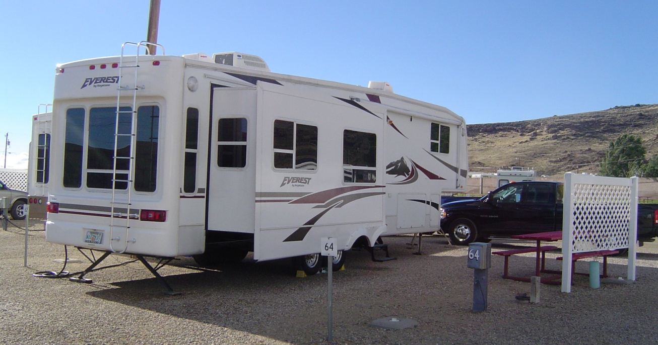 Civilian Campgrounds Amp Rv Parks Rawlings Wy Western