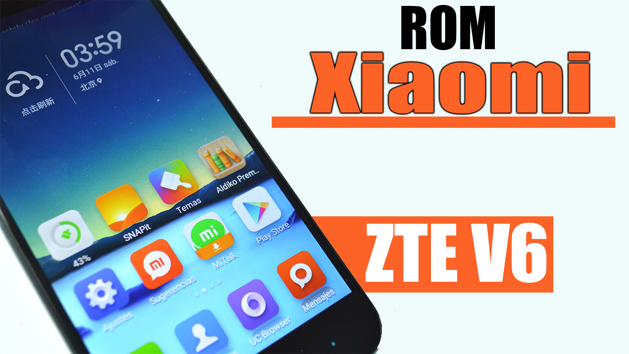 receiving back root zte v6 plus does not warrant