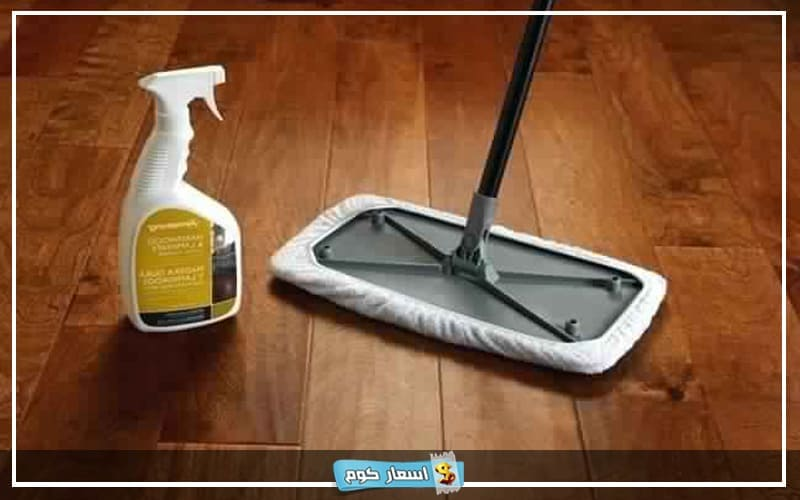 طريقة تنظيف الباركيه