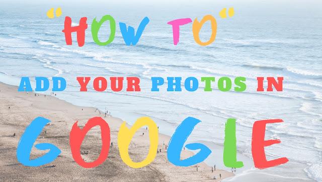google me photos kaise laghaye ya dale