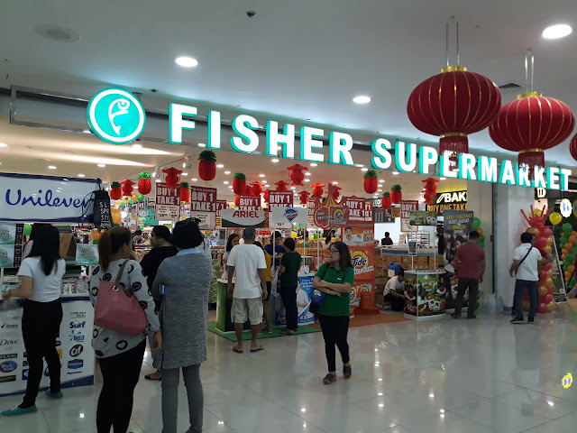 January 31, 2019 marked the Grand Opening of Fisher Supermarket located in Caloocan-Navotas Junction, Malabon City. It was indeed a day filled with festivities!