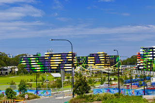 Gold Coast Commonwealth Games Athletes Village