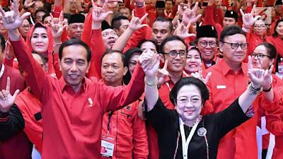PDIP Buka Peluang Bagi Siapa pun Jadi Cawapres Jokowi, Syaratnya... - Info Presiden Jokowi Dan Pemerintah
