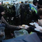 10 εκατ. ευρώ για τη σίτιση των προσφύγων του Σχιστού και του Λαυρίου που αντιστοιχούν σε 1.700.000 ημερίσιες ατομικές μερίδες φαγητού