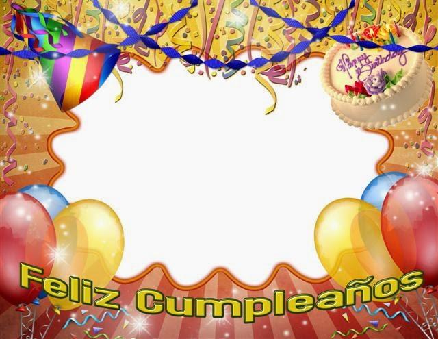 Marcos de fotos de cumpleaños | Frases de Cumpleaños