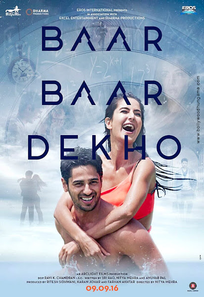 Download Baar Baar Dekho (2016) Mp3 Songs
