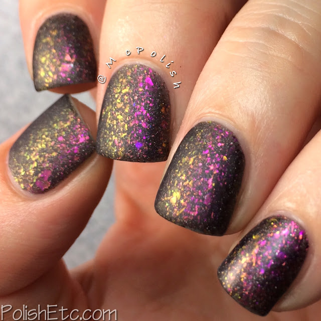 Lavish Polish - Supernova - Limited Edition - McPolish - MATTE