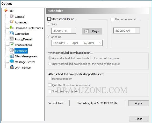تنزيل برنامج داونلود للكمبيوتر