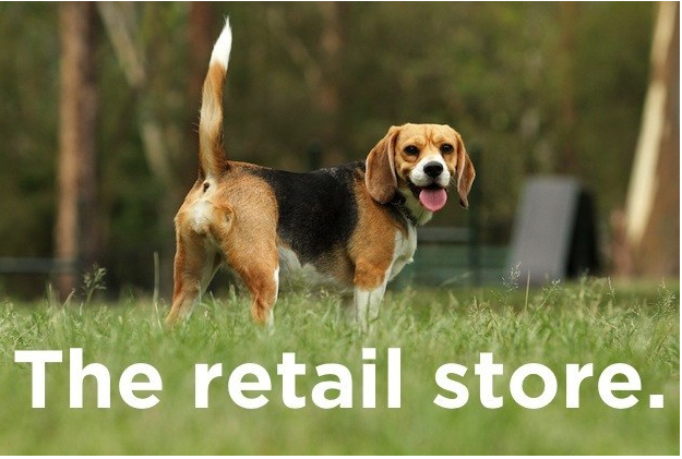 Retail stor