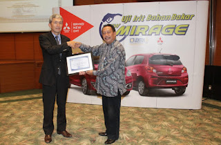 jual mitsubishi new mirage 2017/2018