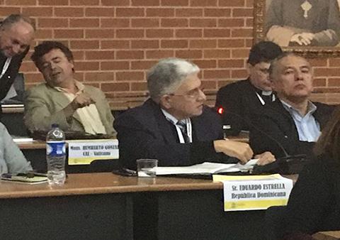 """Eduardo Estrella: """"El bien común está amenazado por actuales niveles de corrupción"""""""