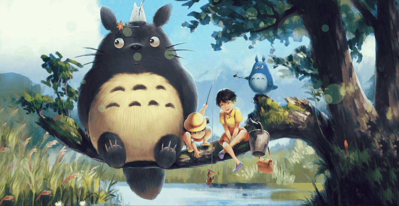 My Neighbour Totoro となりのトトロ龙猫 [Wallpaper Engine Anime]