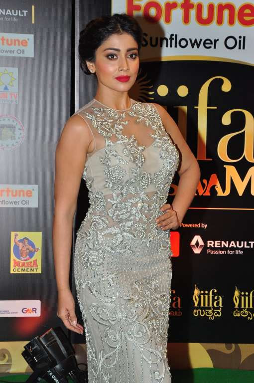 Shriya Saran was among the best dressed stars at the event