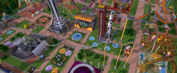 RollerCoaster Tycoon 4 Apk Mod For Mobile 1 14 2 - ApkShake - Latest