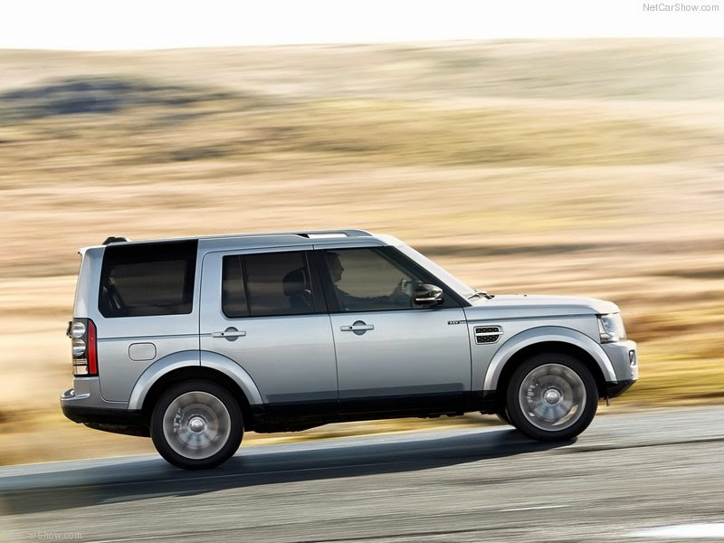 2014 Land Rover Discovery XXV Edition