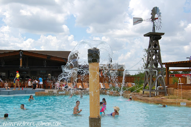 Paradise Springs At The Gaylord Texan Grapevine Tx R