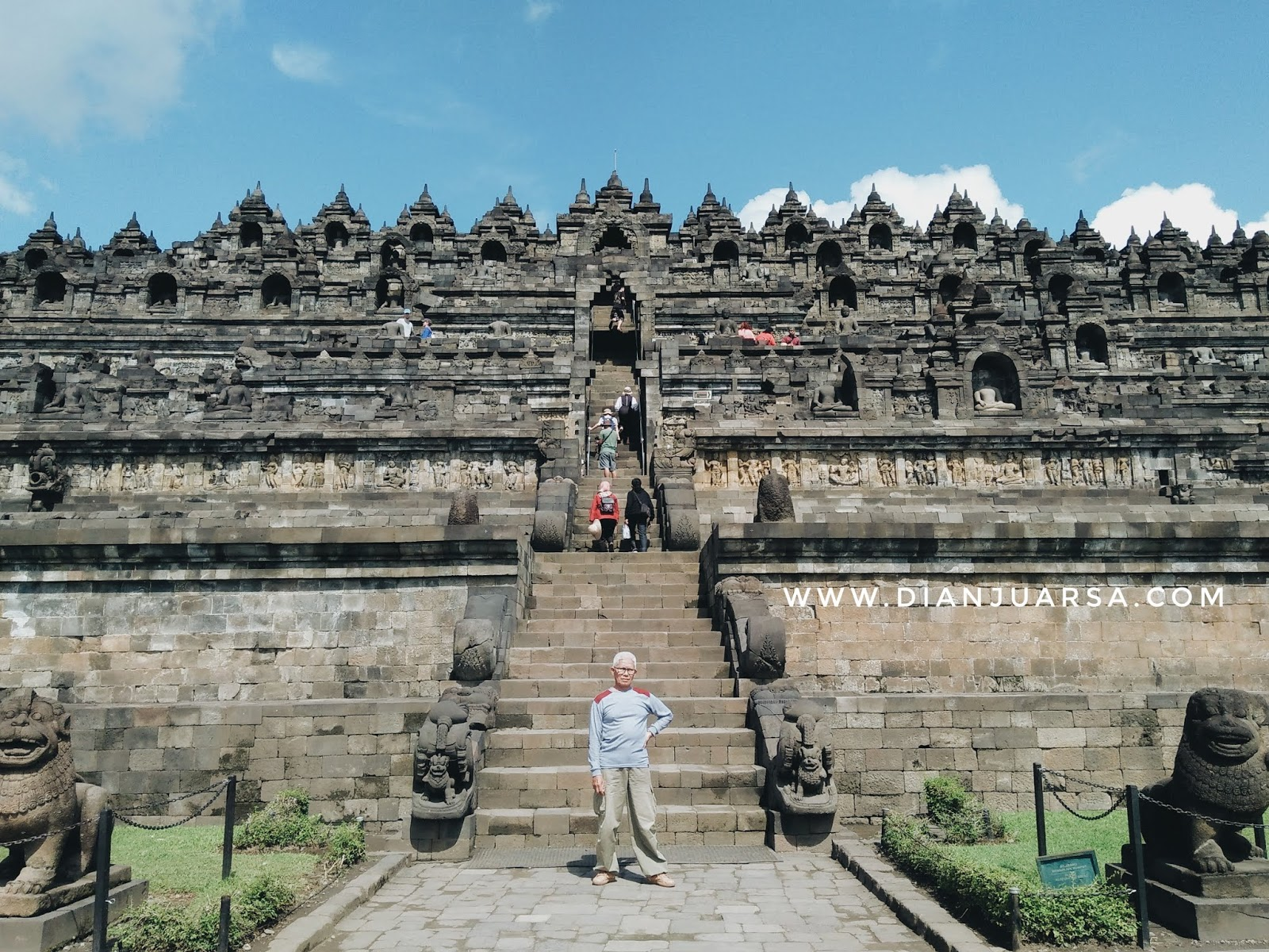 Wisata Candi di Yogyakarta dalam sehari bersama keluarga - Untold