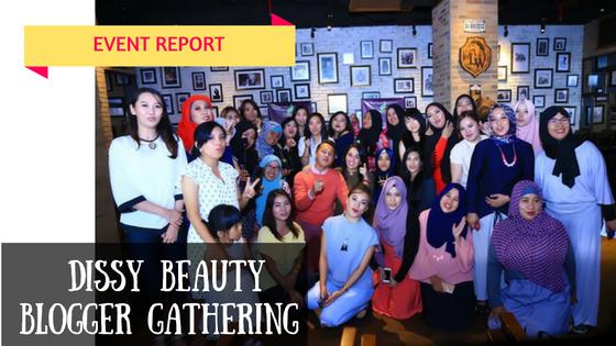 Dissy Beauty Blogger Gathering: Belajar Bisnis Kosmetik Bareng Andhika Ussy