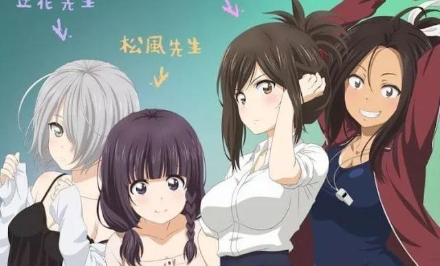 Rekomendasi Anime Spring 2019 Terbaik