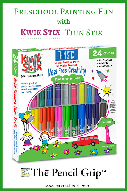 Kwik Stix Thin Stix Creativity Pack