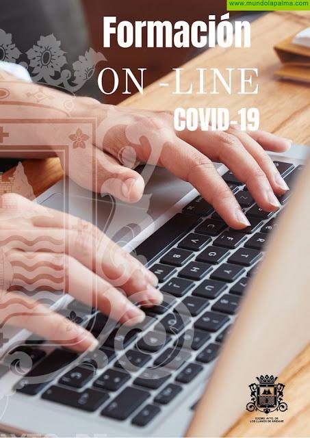El Ayuntamiento de Los Llanos de Aridane forma a todos los trabajadores municipales para protegerse del COVID-19