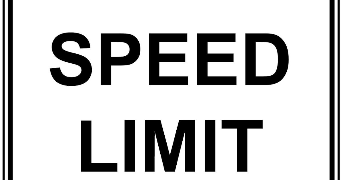 kansas transportation  reminder  speed limit enforcement