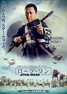 Rogue One A Star Wars Story International Poster 6