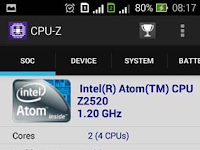 CPU Z Download For Android