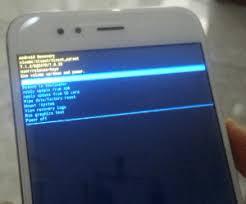 Cara Reset Xiaomi Mi A1 Bootloop