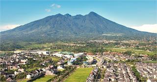 Jalur Pendakian Gunung Salak dari Jakarta