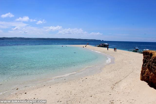 Tinalisayan Island Sandbar