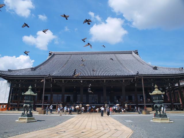 Temple mère de la Jodo Shinshu
