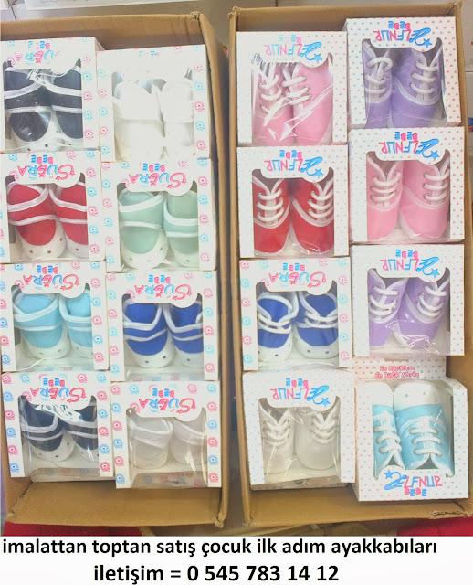 imalattan toptan çocuk ilk adım ayakkabıları satışı 5