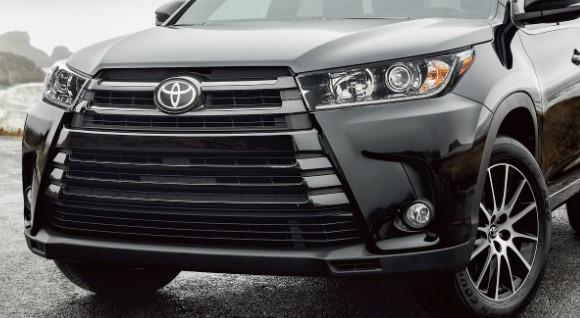 4th Generation Toyota Highlander 2019