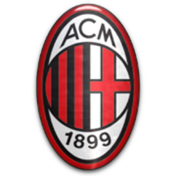 Logo Dream League Soccer 2016 Klub Ac Milan