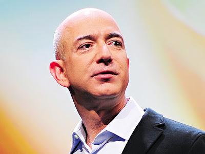 Pendiri Amazon, Jeff Bezos Sempat Menjadi Orang Terkaya Di Dunia Beberapa Jam Saja