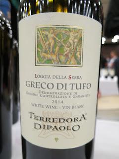 Terredora di Paolo Loggia Della Serra Greco di Tufo 2014 - DOCG, Campania, Italy (90 pts)