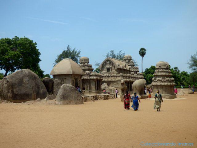 Templo de los Cinco Rathas