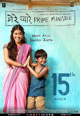 Mere Pyare Prime Minister (2019) Hindi Pre-DVDrip 350MB