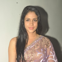 Gorgeous Beautiful Lavanya in designer saree at cinemaa mahila awards