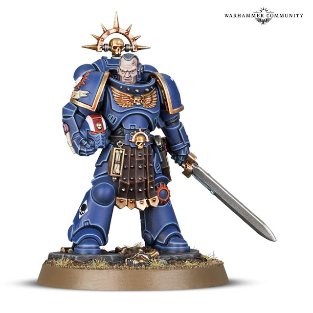 Teniente Primaris exclusivo